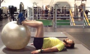 Running strength Exercise - Bridging 1. Bespoke Physiotherapy Covent Garden London
